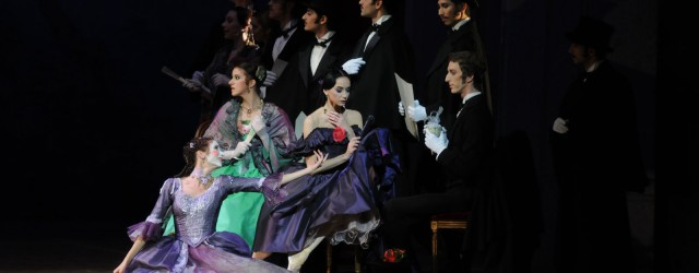 """""""Die Kameliendame"""" ist eines der bedeutendsten Ballette überhaupt"""