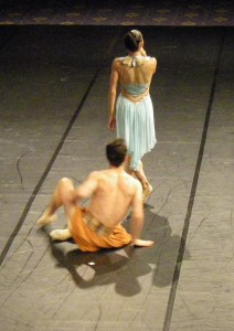 Die Preisträger tanzen