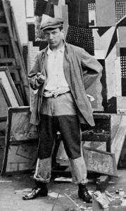 Bühnentier Pablo Picasso?