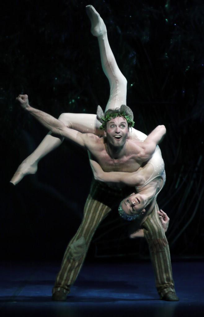 Akrobatische Liebe