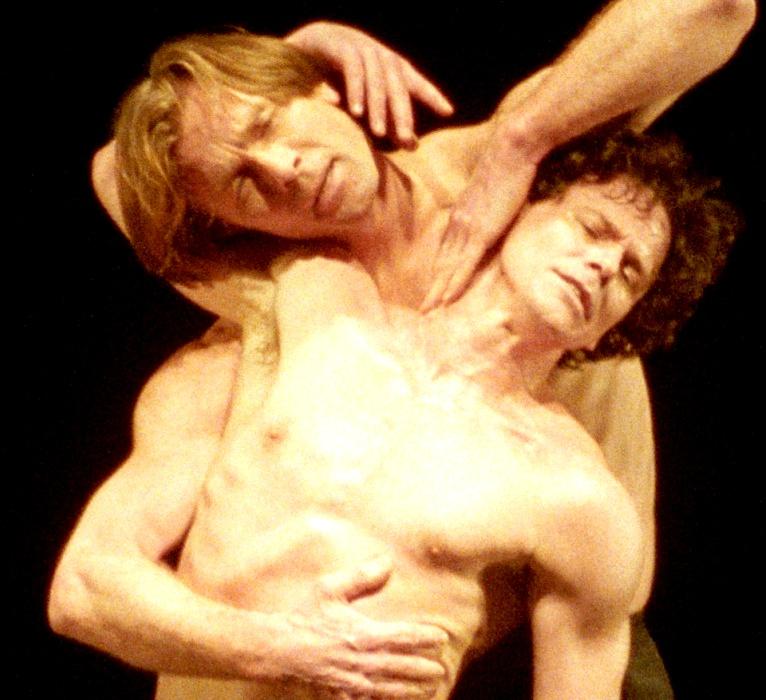 Kevin Haigen und Ivan Liska