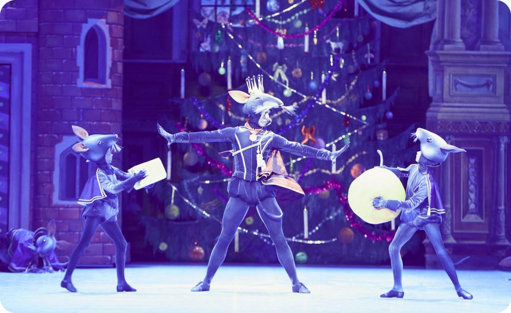 Mäuse im Ballett