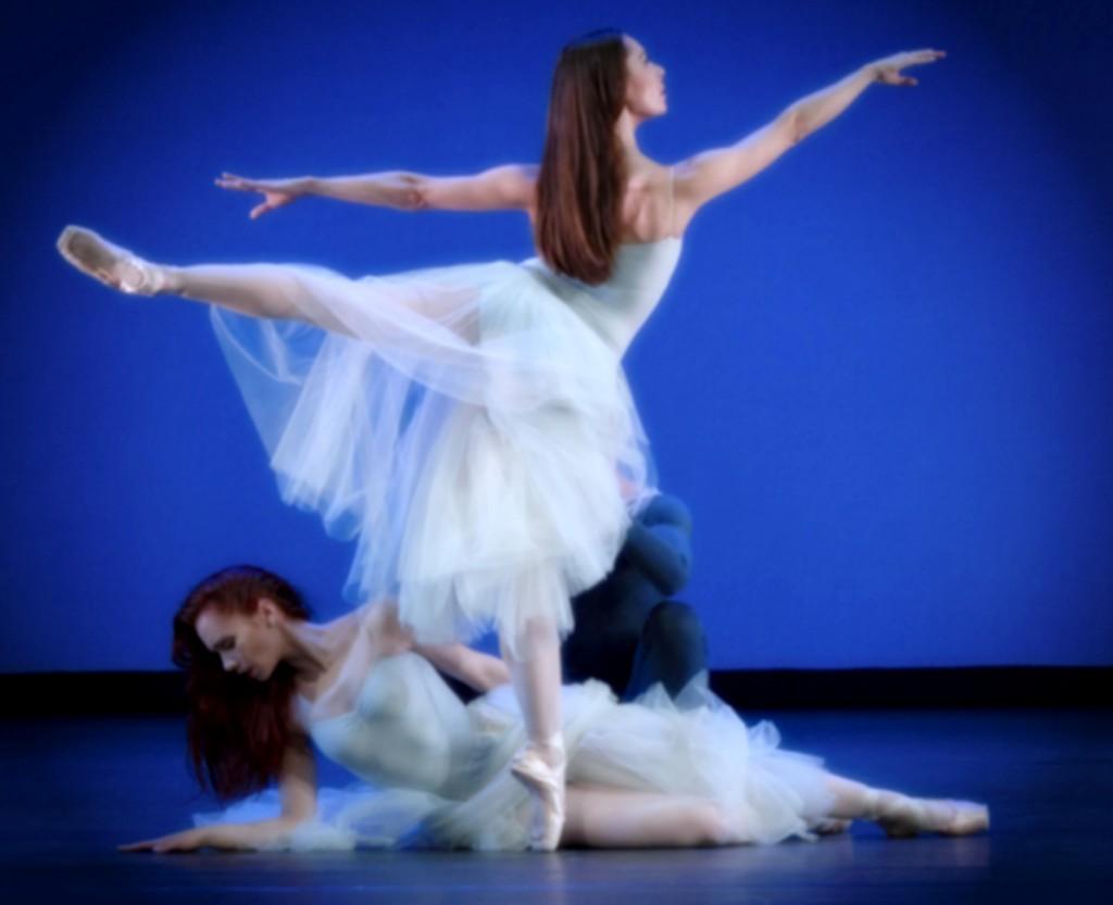 Balanchine und die Serenade