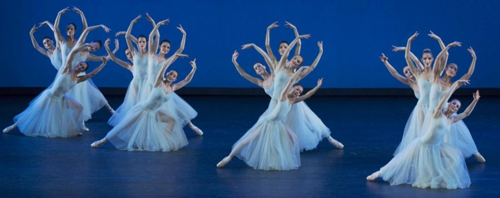 """""""Serenade"""" von Balanchine"""