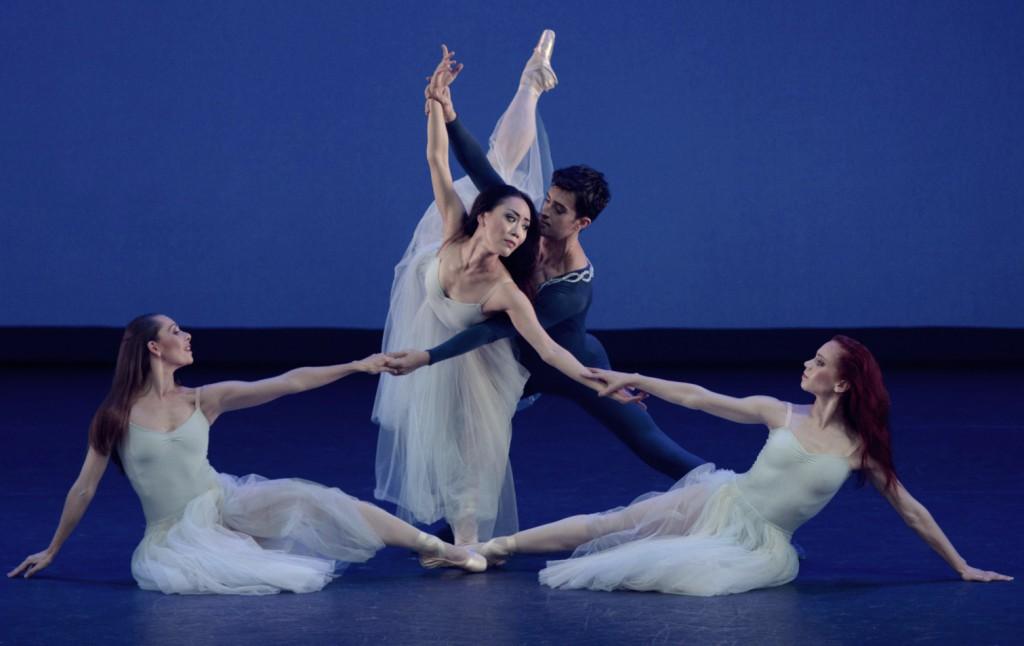 Serenade von Balanchine