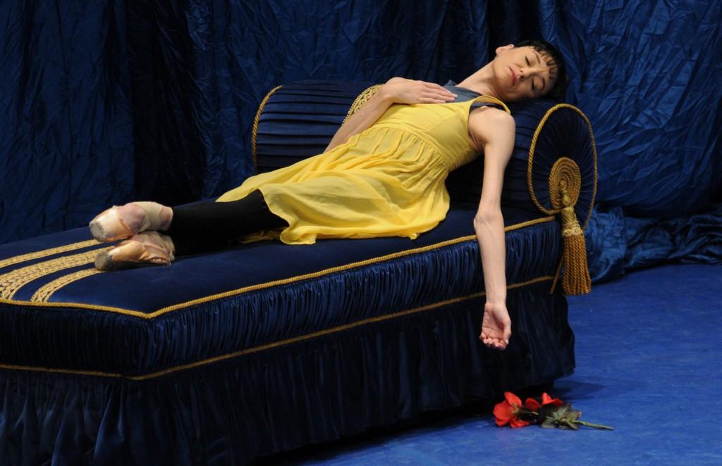 Lucia Lacarra als Hippolyta