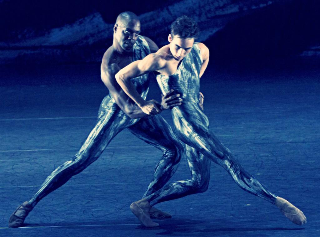 Brahms-Ballett und Männertanz