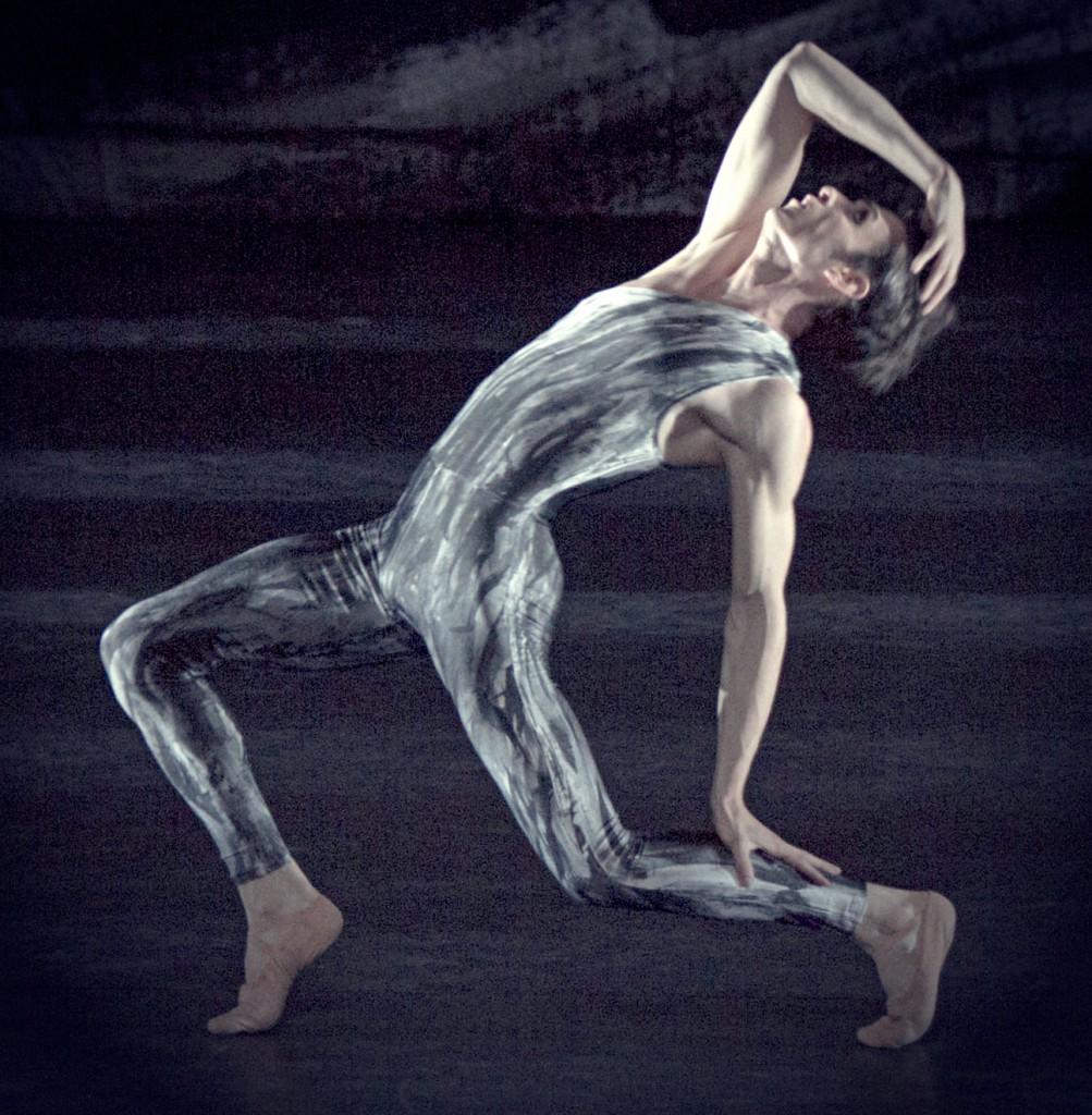 Natur und Tanzkunst