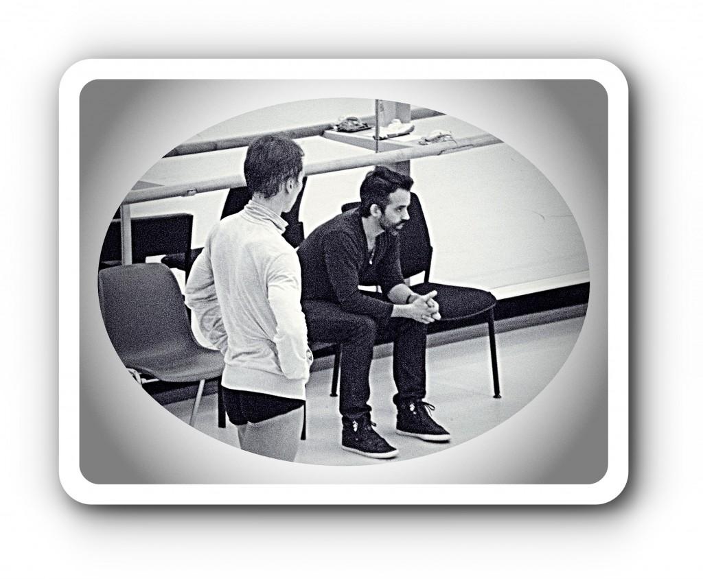 """Nussknacker"" und Ballettsaal - Aaron S. Watkin in der Dresdner Semperoper"