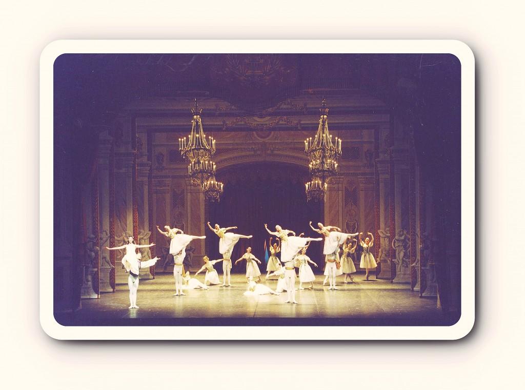 Neumeiers Drosselmeier-Ballett