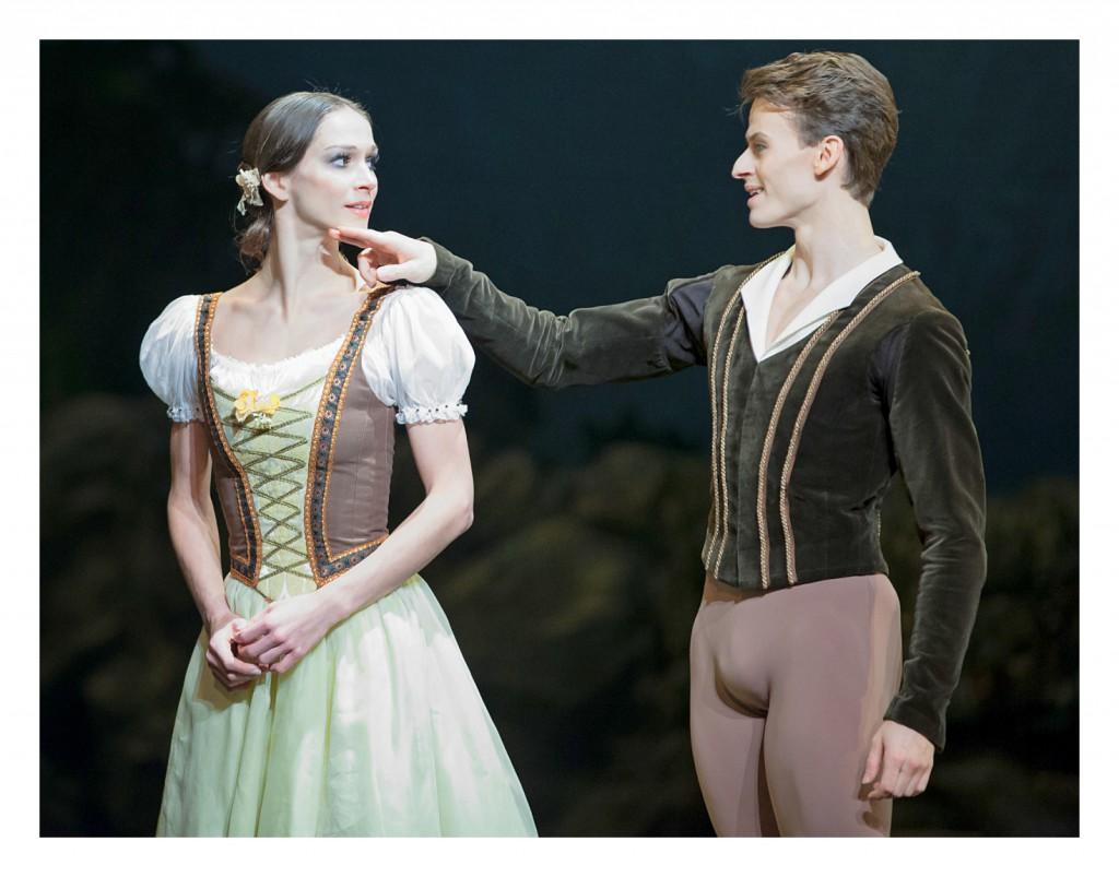 Giselle und Albrecht