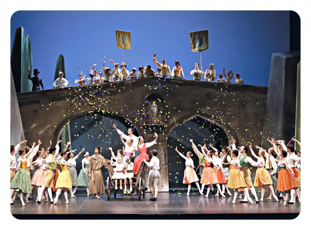 Napoli beim Hamburg Ballett