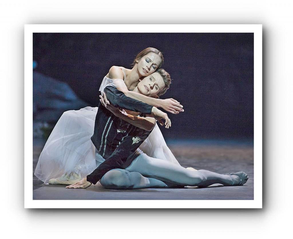 Giselle in Berlin mit Semionova