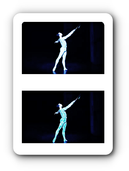 Le Riche danse