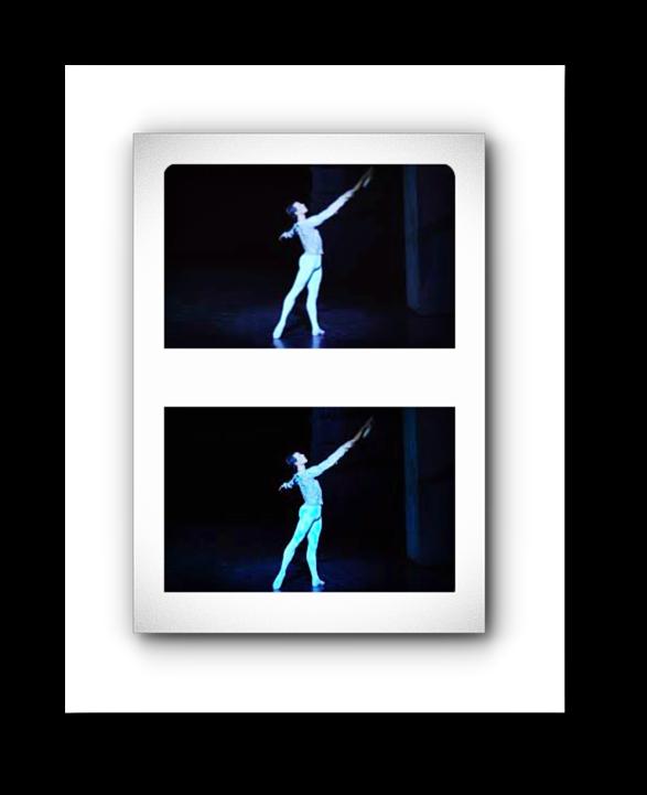 Le Riche dans le ballet