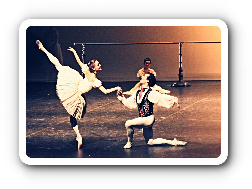 Ballerina Laudere