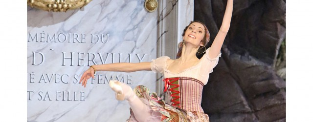 Daria Sukhorukova als Paquita