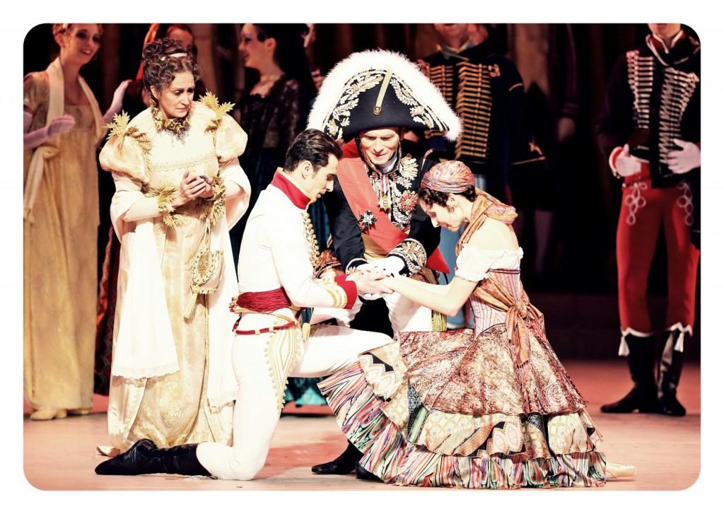 Ehe auf Paquita