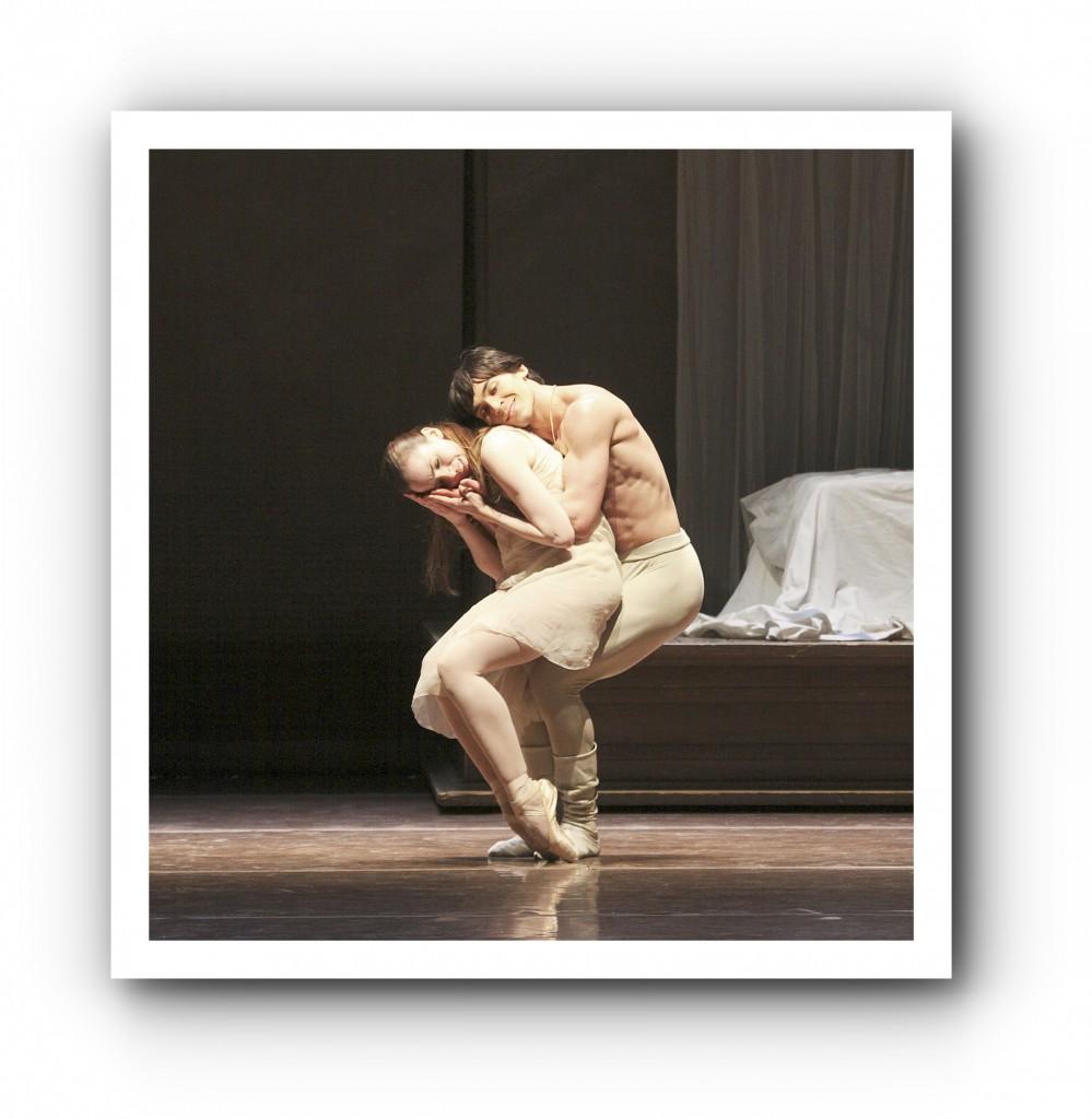 Romeo und Julia mit Alexandr Trusch