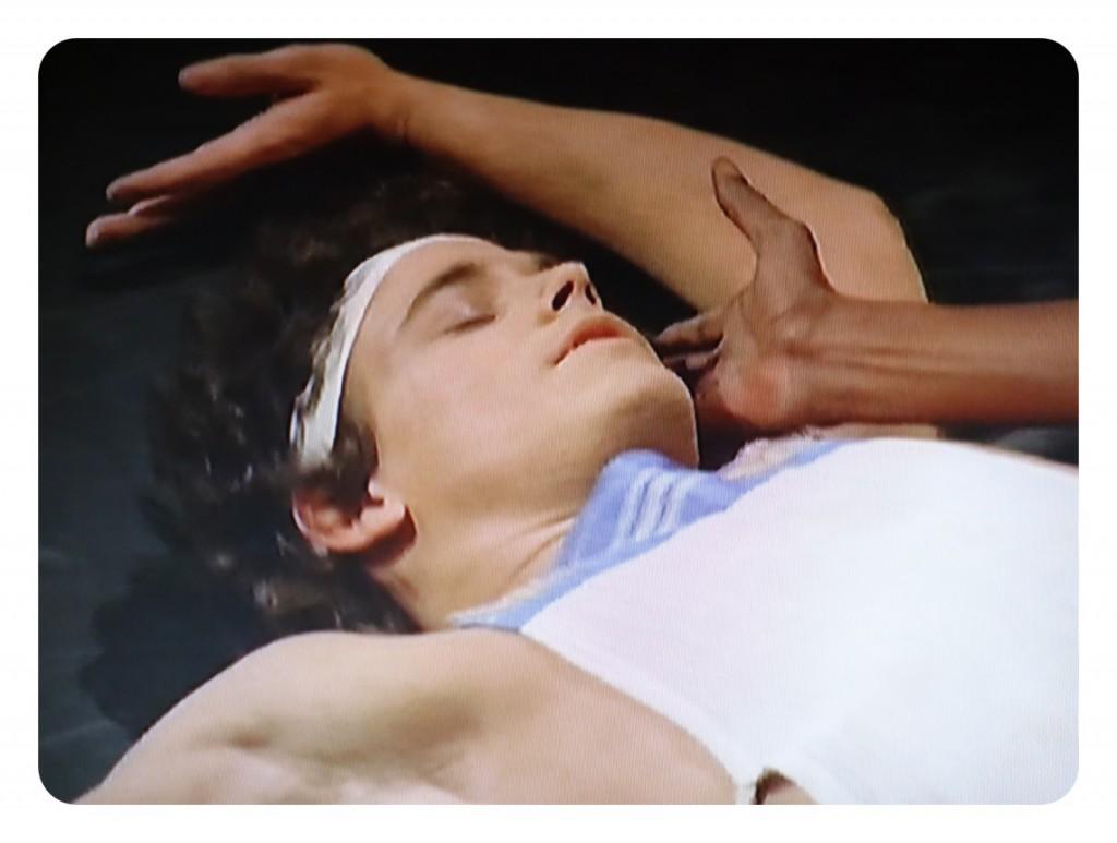 Haigen und Jamisons Arm