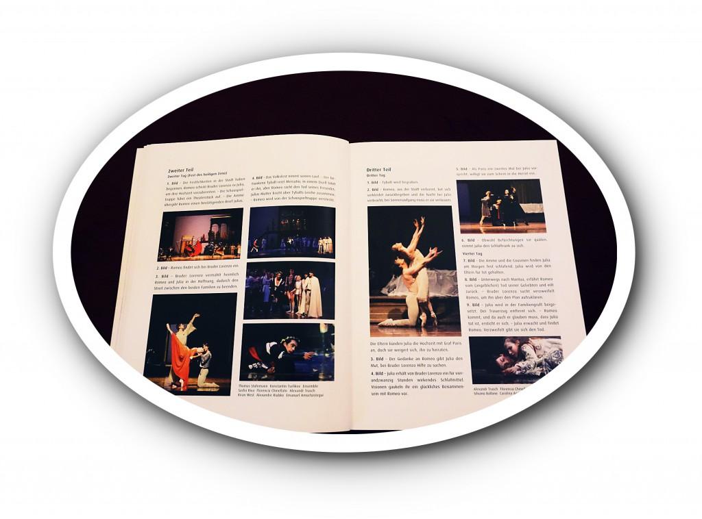 Programmheft Hamburg Ballett