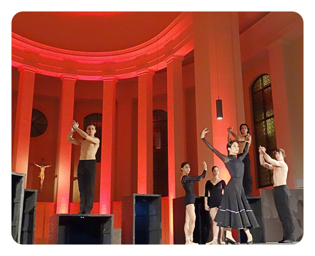 BJB im Flamenco