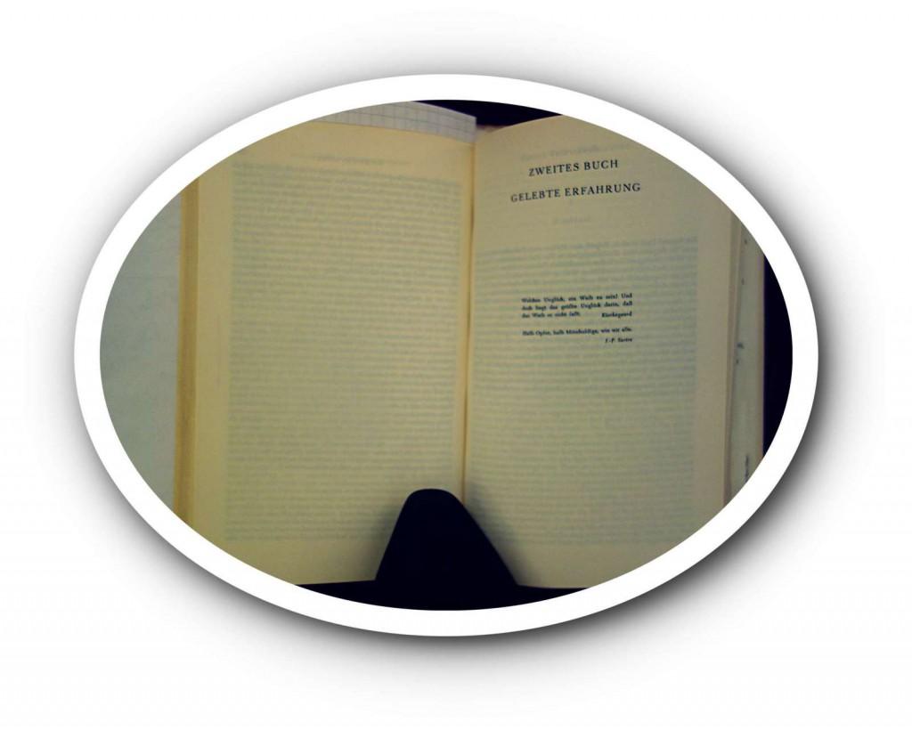 Buch mit Lebenserfahrung