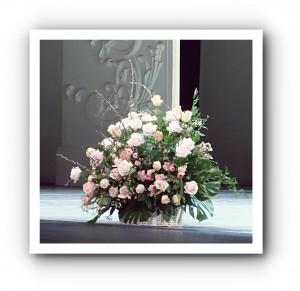 Rosen fürs Ballett