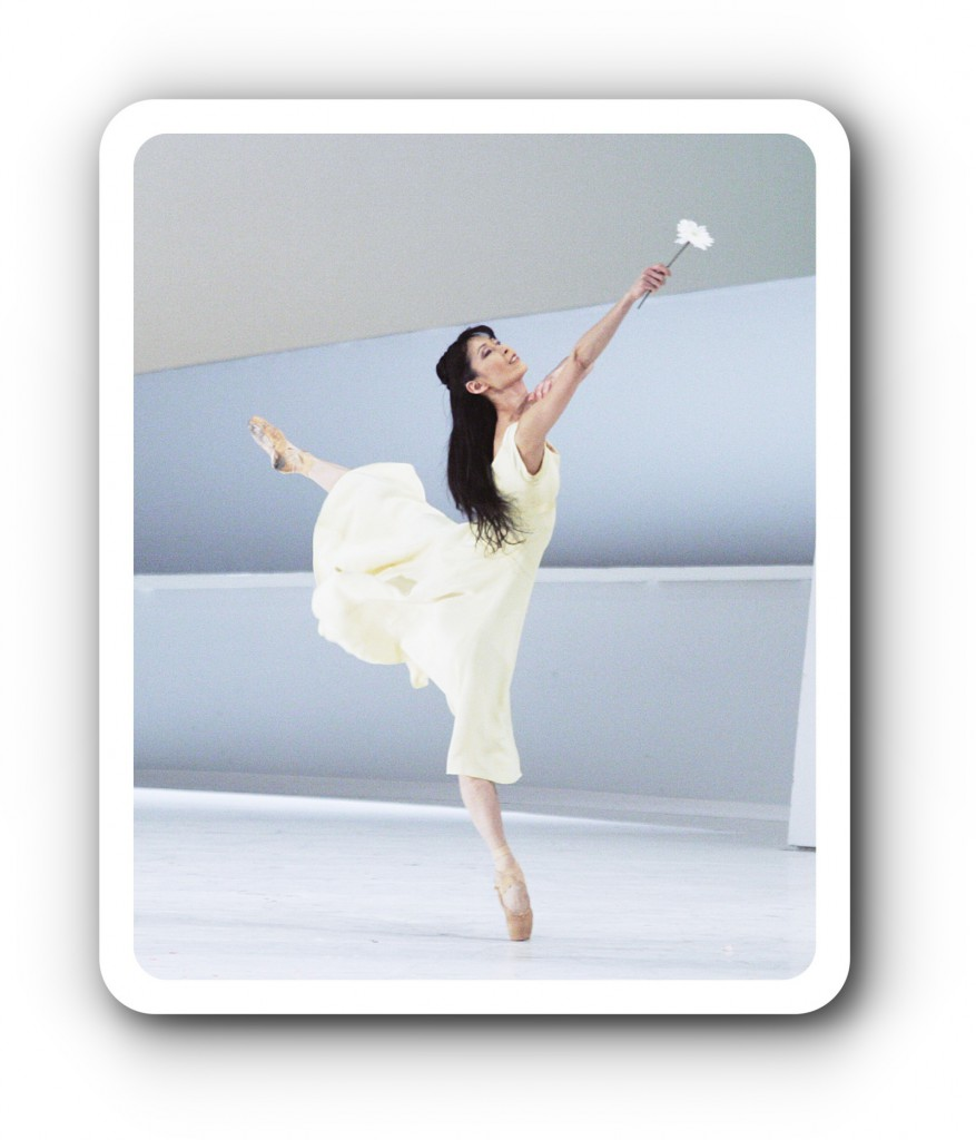Giselle, getanzt von Yukimo Takeshima