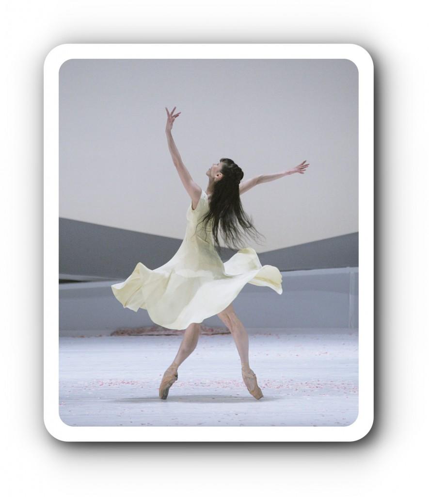 Yumiko Takeshima als Giselle