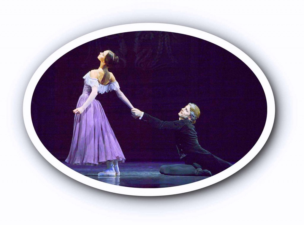 Polina in Onegin