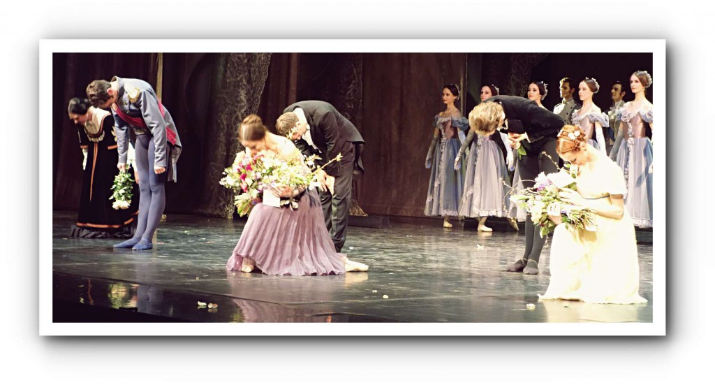 Onegin in Berlin bejubelt