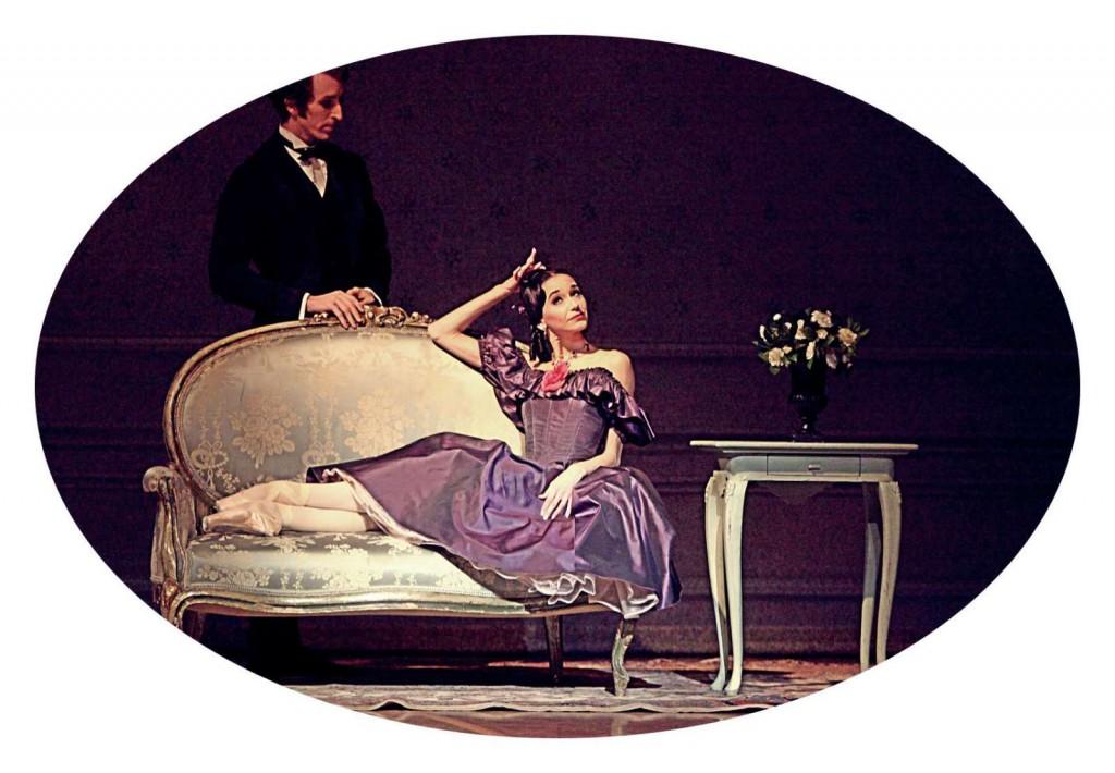 Auch im Ballett ist alles ein Geben und Nehmen.