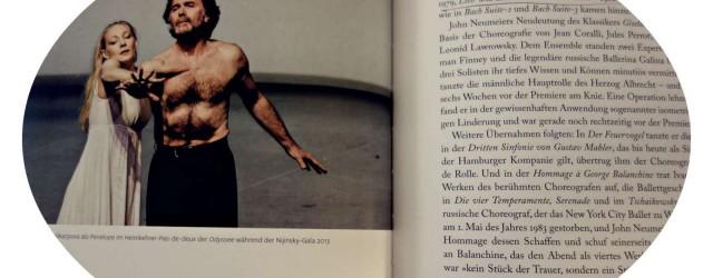 Ivan Liska - Tänzer, Choreograf, Ballettdirektor.