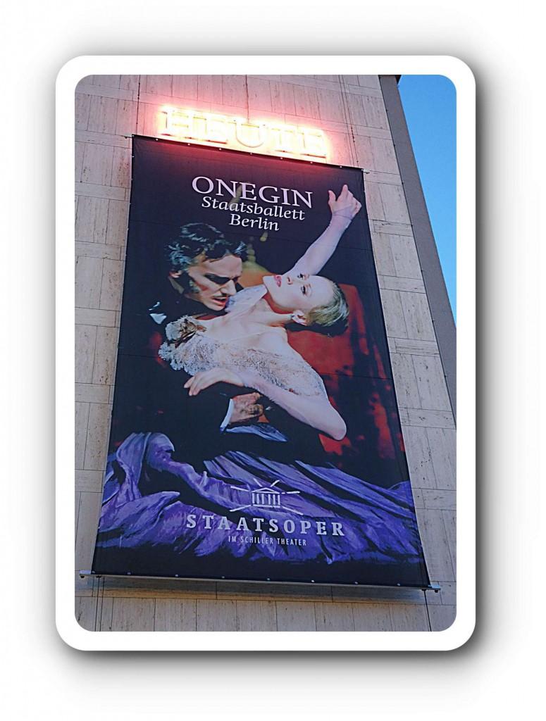 In Onegin verschmelzen Leidenschaft und unwegbares Timing.