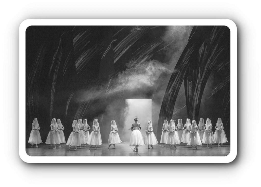 Giselle - die Geschichte einer tragisch Liebenden.