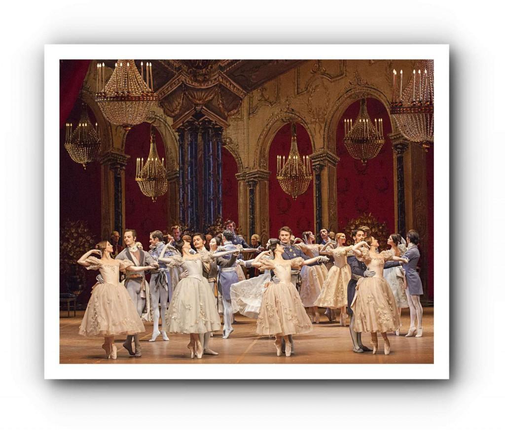 """""""Onegin"""" ist eines der wichtigsten Ballette."""
