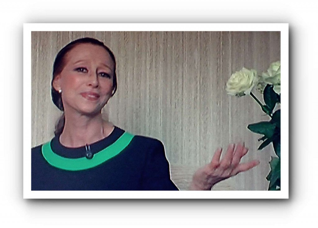Plisetskaya dances forever in our hearts
