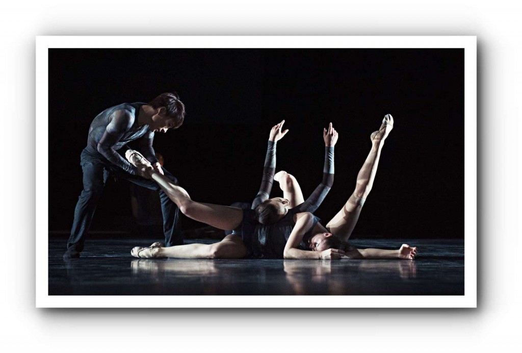 Duato / Kylián ist ein Abend der tänzerisch überhöhten Trauer.