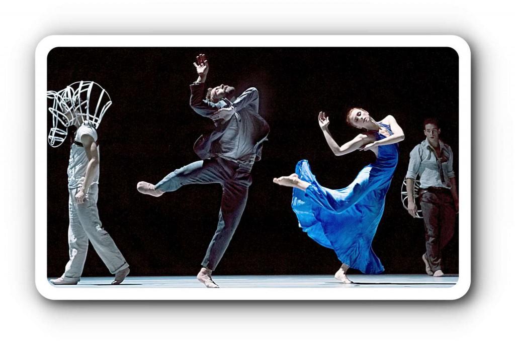 """Die """"Nordlichter"""" hier sind ballettöser Natur."""