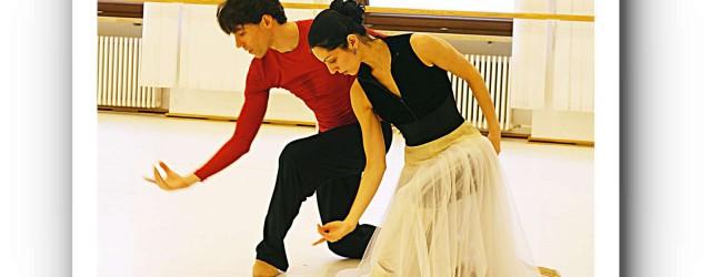 Proben sind das Schönste für eingeweihte Ballettfans.