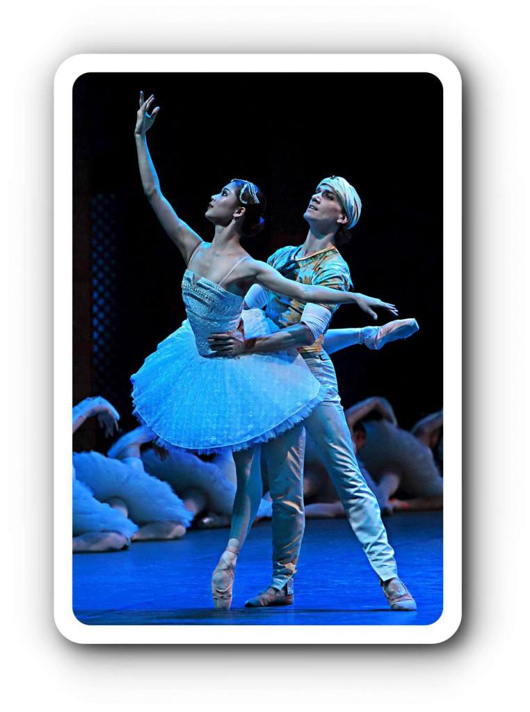 """""""Die Bajadere"""" von Vladimir Malakhov beim Staatsballett Berlin: noch mehr Liebesgefühle als sonst mit Bayaderen…"""