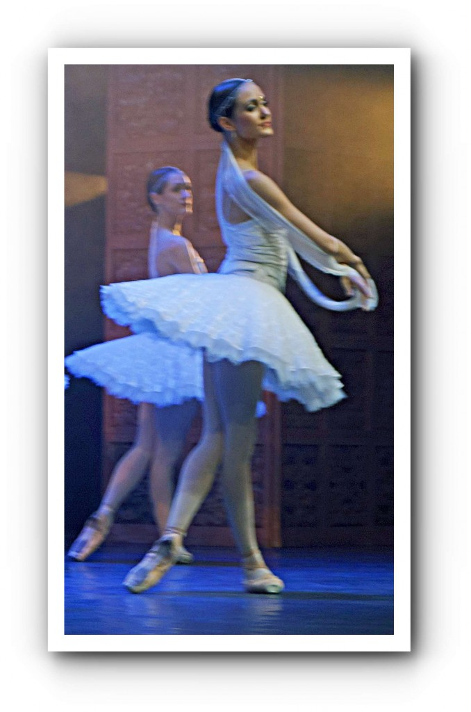 DIe Bajadere mit Iana Salenko