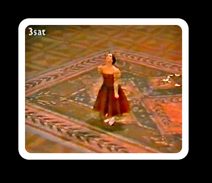 Onegin ist das wichtigste moderne Ballett.