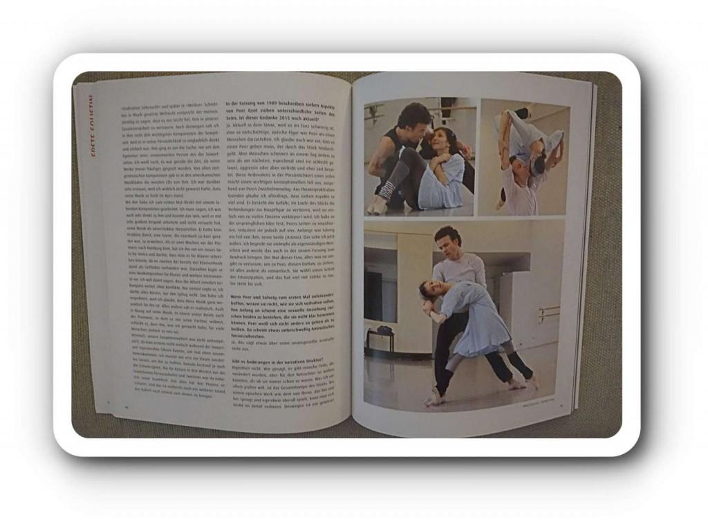 """John Neumeiers """"Peer Gynt"""" ist modern, aber voll Liebe."""