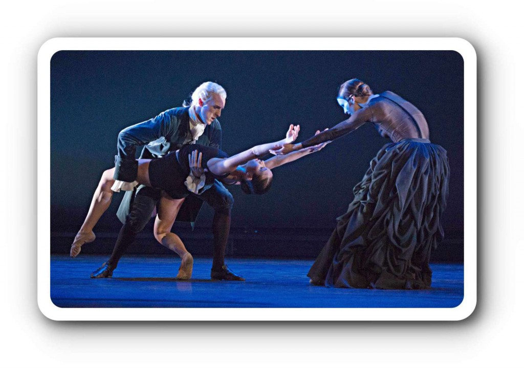 Vielfältigkeit… ein gutes Thema für ein Bach-Ballett.