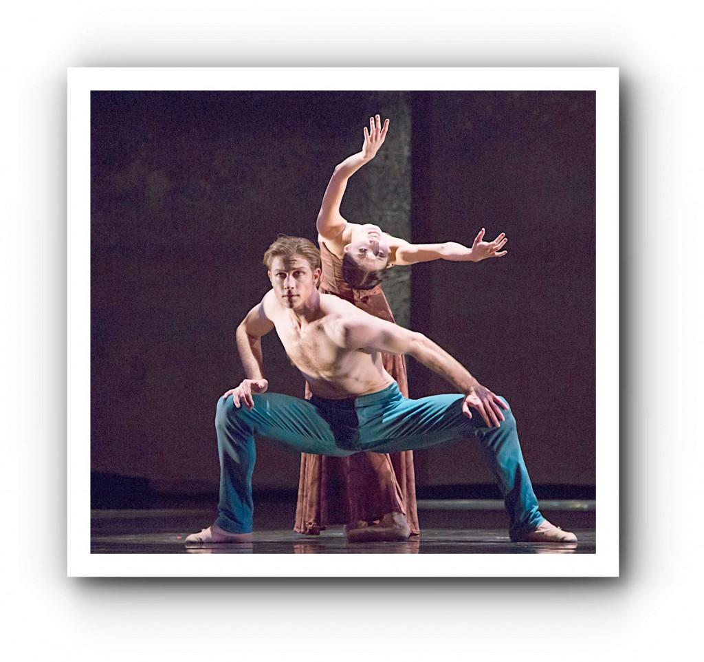 Das Houston Ballet ist technisch auf höchstem Niveau, leidet aber zugleich darunter.