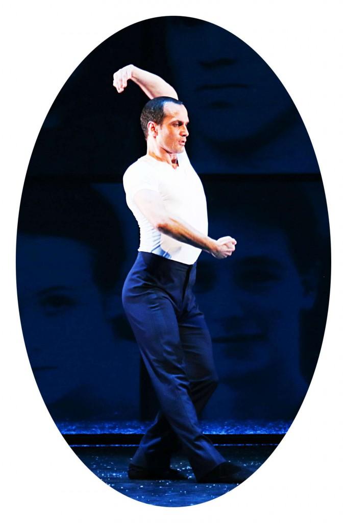 EIn Ballettmann mit Flair: Otto Bubenicek.