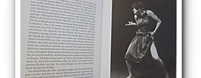 Die Tanzpädagogin Suzanne Perrottet ist eine Entdeckung wert.