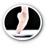 Spitzenschuhe sind Tanzschuhe zum Vorzeigen.